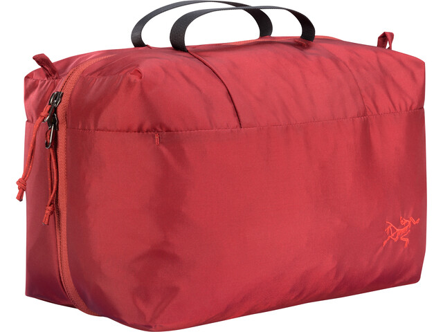 Arc'teryx Index 5+5 Bag red beach